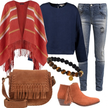 Outfit Country autunno/inverno