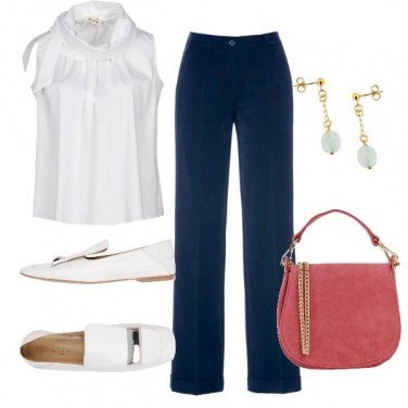 Outfit Sensuale con le loafer