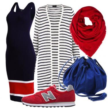 Outfit Comoda col pancione