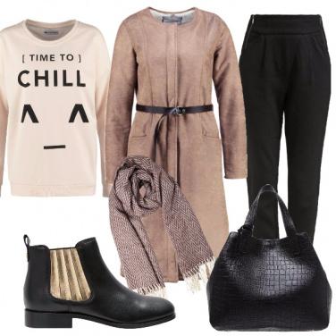Outfit Caffè tra amiche