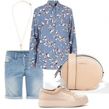 Outfit Camicia e bermuda p