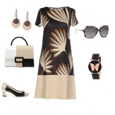 Outfit Pomeriggio al centro commerciale