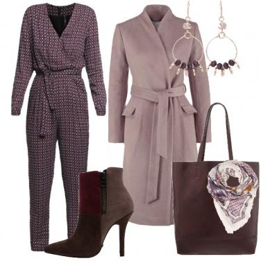 Outfit Un\'inguaribile romantica