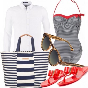 Outfit Brigitte bardot