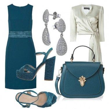 Outfit Ottanio e silver