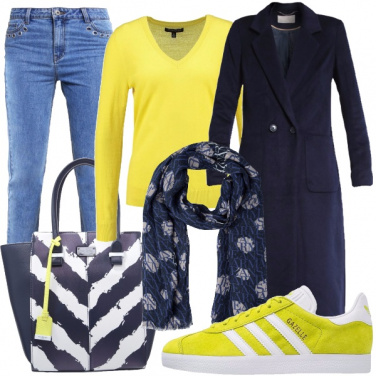 Outfit Il cappotto minimal