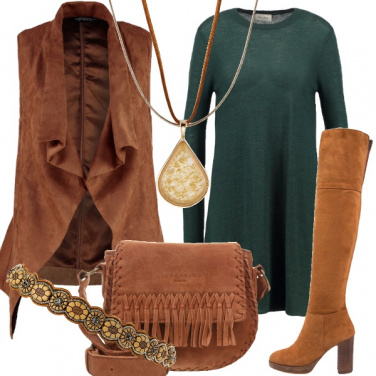 Outfit Un abitino vintage