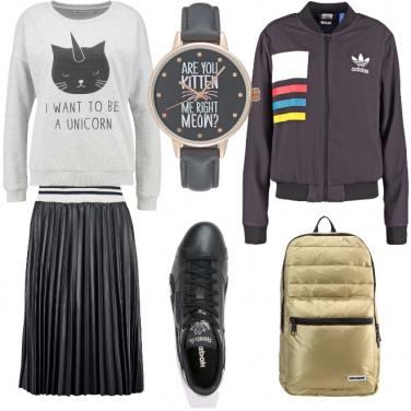 Outfit Gatti che passione
