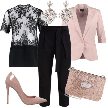 Outfit Elegante in autunno