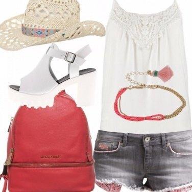 Outfit Una giornata con gli amici