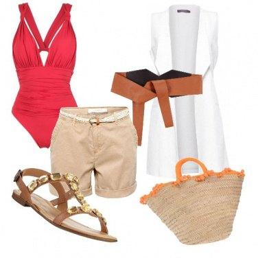Outfit In spiaggia con stile