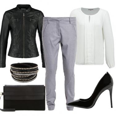 Outfit Sobrio