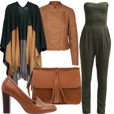 Outfit A passeggio d\'autunno