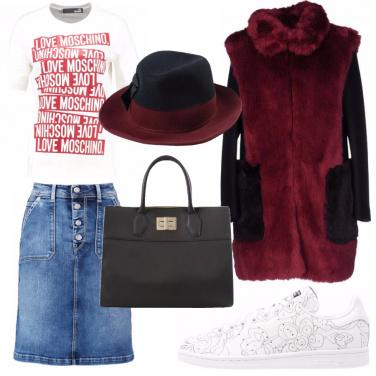 Outfit Ribelle dentro
