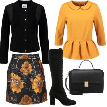 Outfit L\'oro degli inca