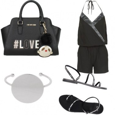 Outfit Sexy #2513