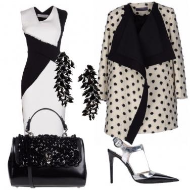 Outfit Una zebra a pois