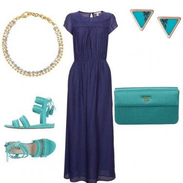 Outfit Baia Sardinia look