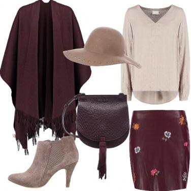 Outfit Per le vie della citta\'