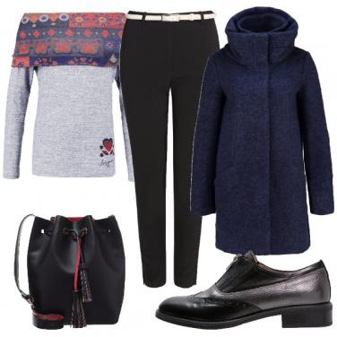 Outfit Metti un giorno molto freddo