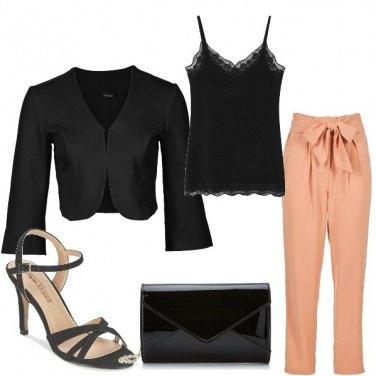 Outfit Nero tenue