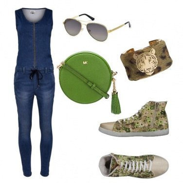 Outfit Urban #5834