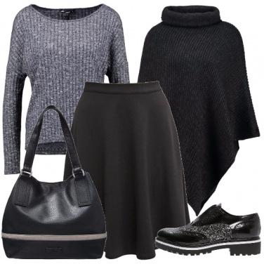 Outfit Femminili anche quando fa freddo