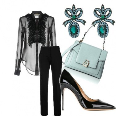 Outfit Sexy #2524