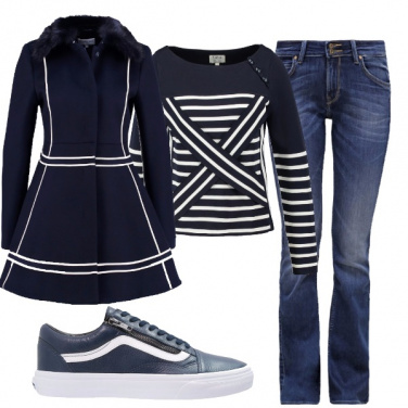 Outfit Mare d\'inverno