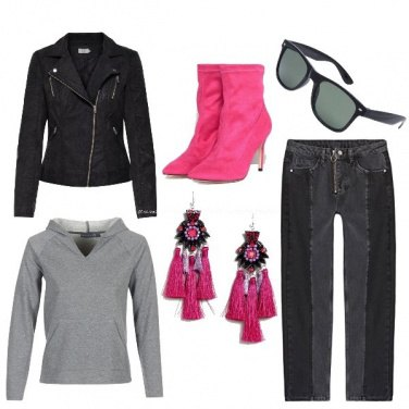 Outfit #Rock