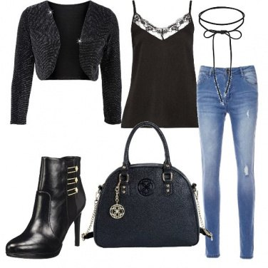 Outfit Rock #2564