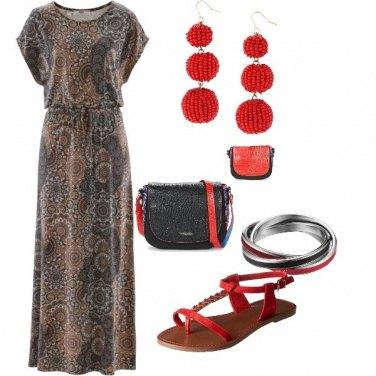 Outfit Serata sul lungomare