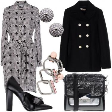Outfit Una donna raffinata