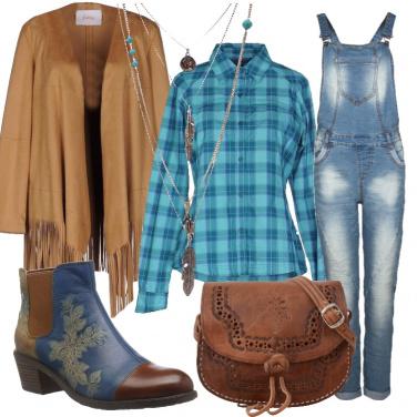 Outfit Gita al ranch