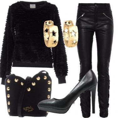 Outfit Per una serata glamour