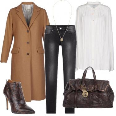 Outfit Classico ma non troppo