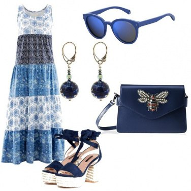 Outfit My dream in blue