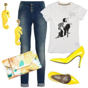 Outfit Lemon style
