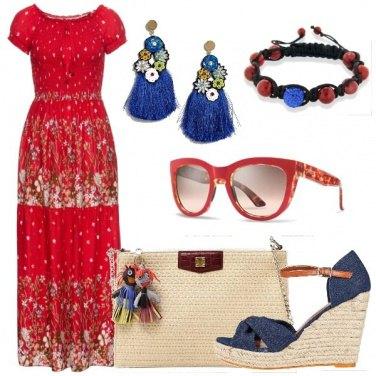 Outfit Evviva i colori