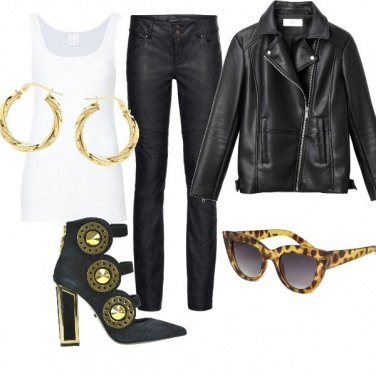 Outfit Rock #2570