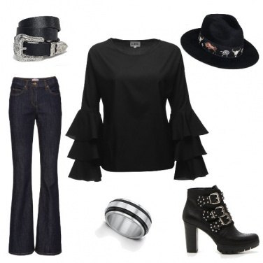 Outfit Urban cowgirl