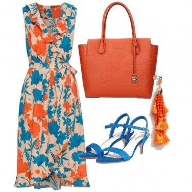 Outfit Bon ton con allegria
