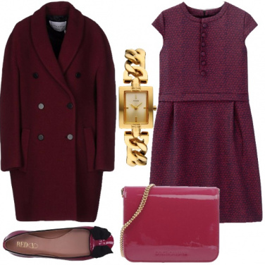 Outfit Bon ton anni \'60