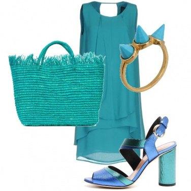Outfit Monocolore...o quasi