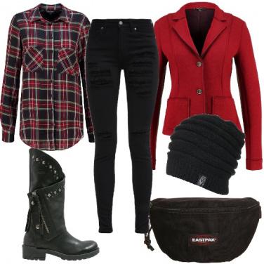 Outfit La tendenza urbana
