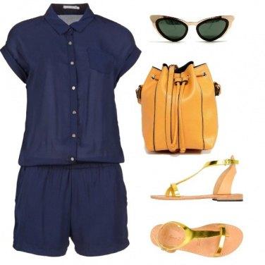 Outfit Illuminare il blu