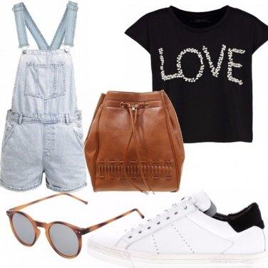 Outfit Pomeriggio tra amiche