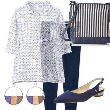 Outfit Basic elegance