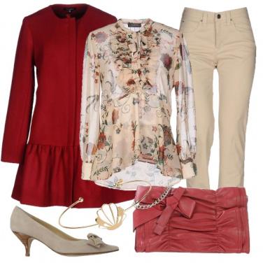 Outfit Romantiche arricciature
