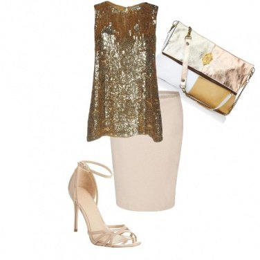 Outfit Lustrini